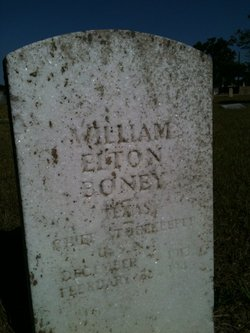 William Elton Boney
