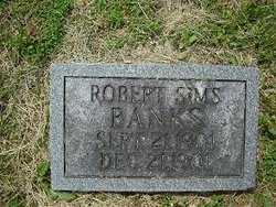 Robert Simms Banks