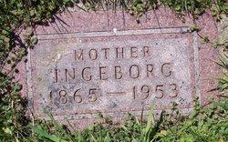 Ingeborg <i>Fuglem</i> Amdahl