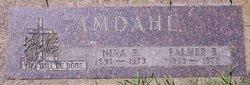 Nina E <i>Samstad</i> Amdahl