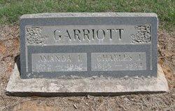 Amanda Isabel <i>West</i> Garriott