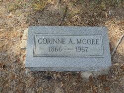 Corinne Franklin <i>Allein</i> Moore