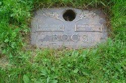 Marjorie Hulda Marg <i>Van Riper</i> Boos
