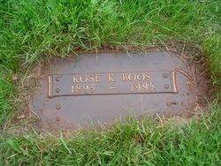 Rose <i>Kroehl</i> Boos