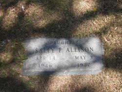 Sally Ann <i>Fawcett</i> Allison