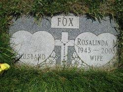 Rosalinda Maria <i>Fonoll</i> Fox