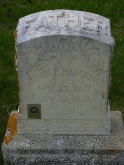 Hans Frederik Hansen