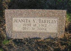 Juanita V. Tarpley