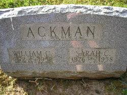 William C Ackman