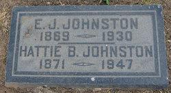 E. J. Johnston