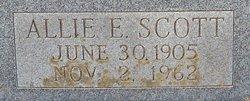 Allie Exer Al <i>Risinger</i> Scott