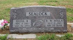 Rolla Wilson Zeke Sealock