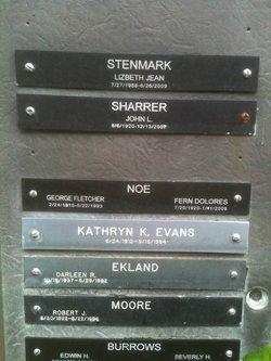 Kathryn <i>Keleher</i> Evans