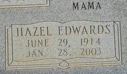 Hazel <i>Edwards</i> Leach