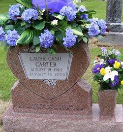 Laura <i>Cash</i> Carter