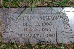 Phoenix Anderson