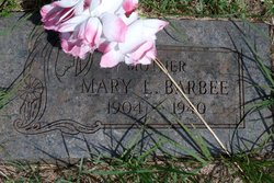Mary L Barbee