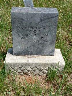Katherine Kate Minnis