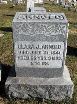 Clara J Arnold
