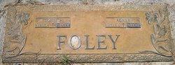 Agnes M. <i>Sullivan</i> Foley