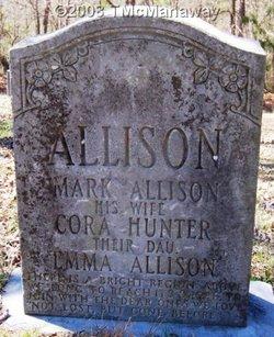 Cora <i>Hunter</i> Allison