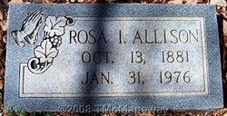 Rosa I. Allison