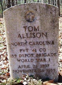 Tom Allison