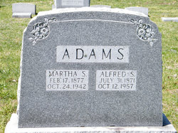 Alfred S Adams