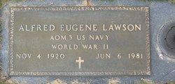 Alfred Eugene Lawson