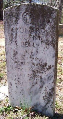 Leonard Eugene Bell