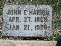 John Elijah Harris