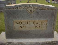 Mary F. Mollie Bales