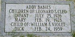 Mary Addy