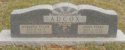 Roberta <i>Tyler</i> Adcox
