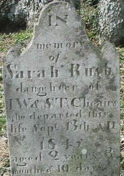 Sarah Rush Cheairs