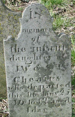 Infant Daughter Cheairs