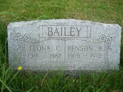 Benson B Bailey