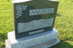 Elizabeth <i>Gerber</i> Nafziger
