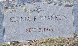 Elonia <i>Peeples</i> Franklin