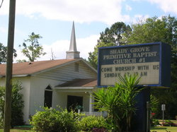 Shady Grove Primitive Baptist Church #1
