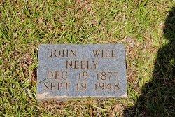 John Will Neely