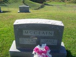 Sarah F McClain