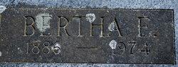 Bertha E. Beyersdorf