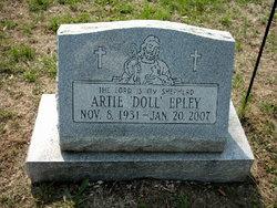 Artie Doll <i>Goble</i> Epley
