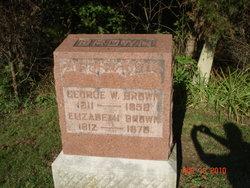Elizabeth (Betsy) <i>Trees</i> Brown