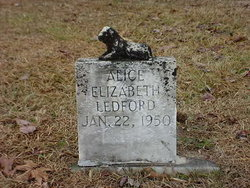 Alice Elizabeth Ledford