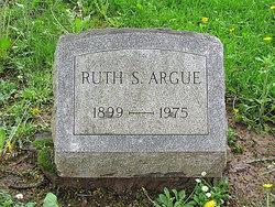 Ruth <i>Specht</i> Argue