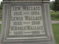 Lewis Wallace, Jr
