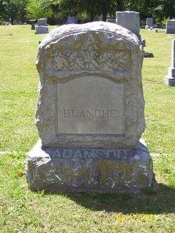 Blanche Adamson