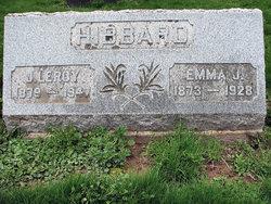 Joseph LeRoy Hibbard